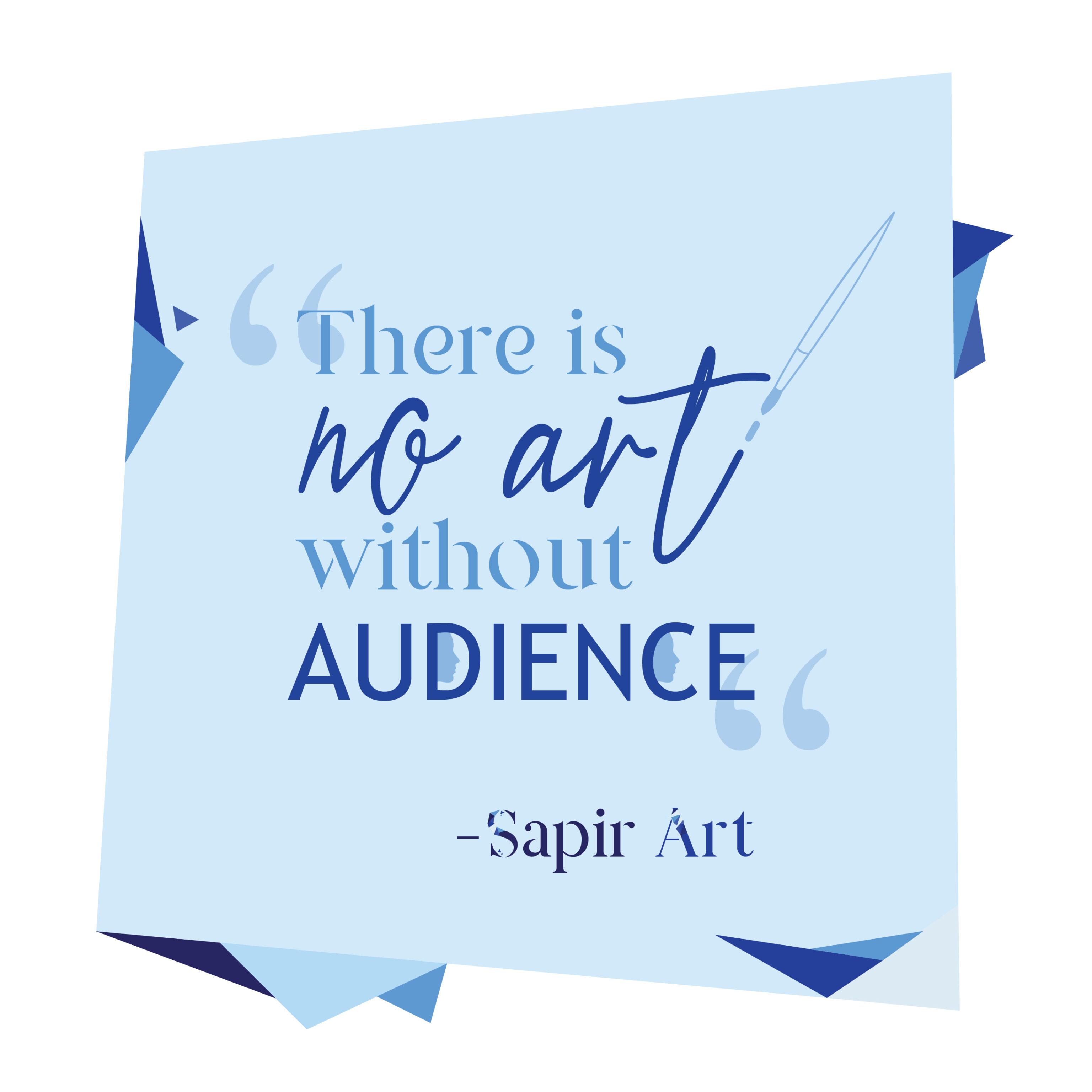 Sapir Art's inspiration quotes